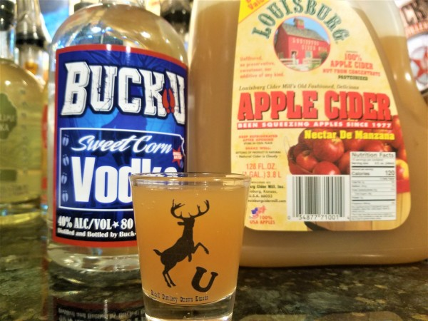 Buck-U Apple Pie